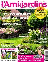 Magazine l 39 ami des jardins et de la maison en abonnement - Abonnement maison et jardin ...