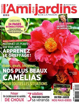 L'Ami des jardins et de la maison - N°1075