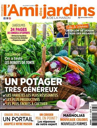 L'Ami des jardins et de la maison - N°1077