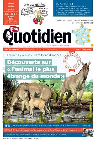 Mon Quotidien - N°6247