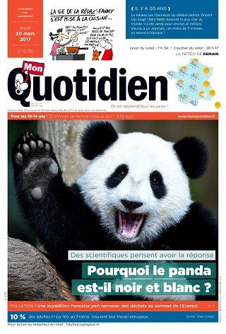 Mon Quotidien - N°6155