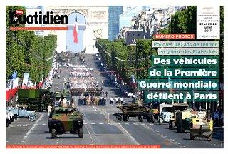 Mon Quotidien - N°6248