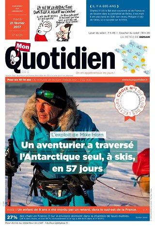 Mon Quotidien - N°6123