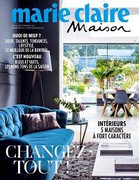 abonnement magazine marie claire maison pas cher viapresse. Black Bedroom Furniture Sets. Home Design Ideas