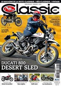 magazine moto revue classic en abonnement. Black Bedroom Furniture Sets. Home Design Ideas