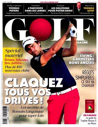 Golf Magazine - N°325