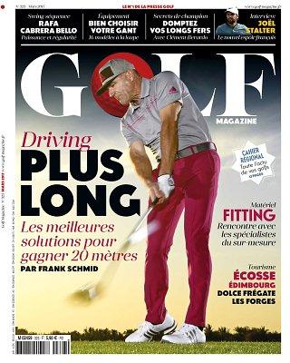 Golf Magazine - N°323