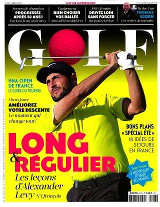 Golf Magazine - N°327