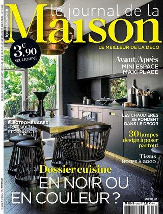 abonnement magazine le journal de la maison pas cher viapresse. Black Bedroom Furniture Sets. Home Design Ideas