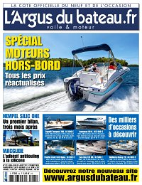 magazine argus du bateau en abonnement. Black Bedroom Furniture Sets. Home Design Ideas