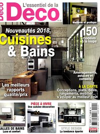 magazine l 39 essentiel de la d coration en abonnement. Black Bedroom Furniture Sets. Home Design Ideas