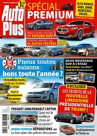 Auto Plus - N°1474