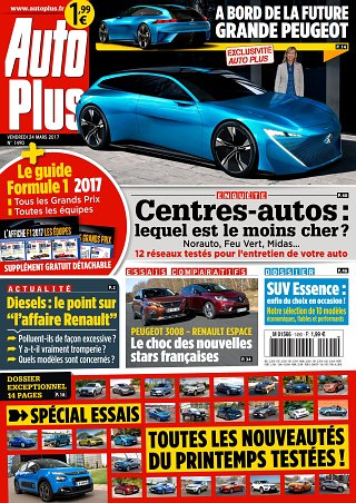 Auto Plus - N°1490