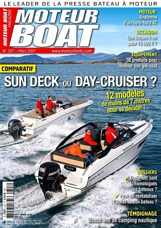Moteur Boat Magazine - N°327