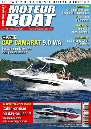 Moteur Boat Magazine - N°334