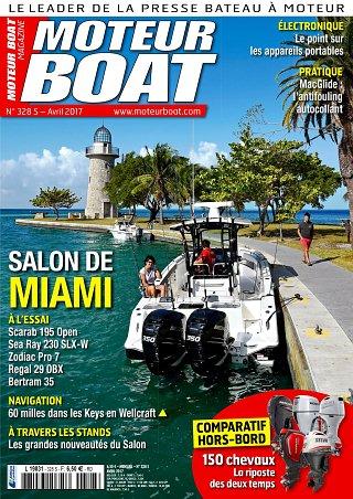 Moteur Boat Magazine - N°328