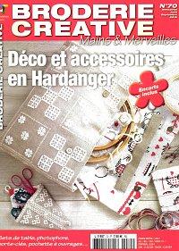 abonnement magazine broderie cr ative mains merveilles. Black Bedroom Furniture Sets. Home Design Ideas