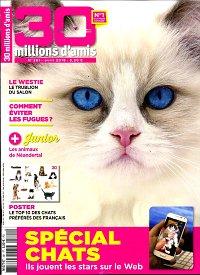 abonnement magazine 30 millions d 39 amis pas cher viapresse. Black Bedroom Furniture Sets. Home Design Ideas
