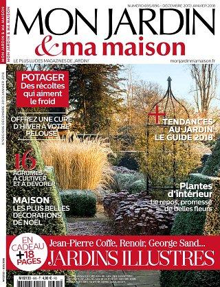Magazine mon jardin ma maison en abonnement for Magazine ma maison