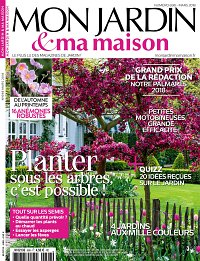 abonnement magazine mon jardin ma maison pas cher viapresse. Black Bedroom Furniture Sets. Home Design Ideas
