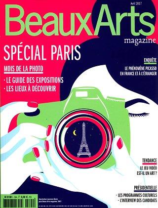 Beaux Arts Magazine - N°394