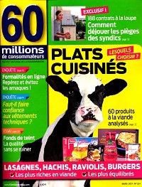 Anciens numéros du magazine 60 Millions de consommateurs 81fe0020af800