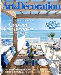 abonnement magazine art et d coration pas cher viapresse. Black Bedroom Furniture Sets. Home Design Ideas