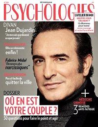 Abonnement magazine psychologies pas cher viapresse for Jean dujardin deprime