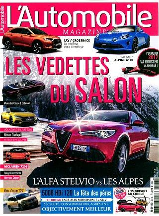 L'Automobile Magazine - N°851