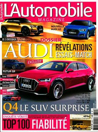 L'Automobile Magazine - N°849