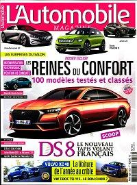 abonnement magazine l 39 automobile magazine pas cher viapresse. Black Bedroom Furniture Sets. Home Design Ideas