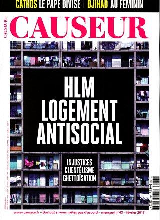 Causeur Magazine - N°43