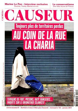 Causeur Magazine - N°42