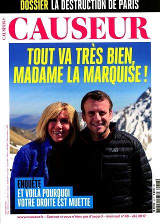 Causeur Magazine - N°48