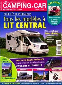 abonnement magazine camping car magazine pas cher viapresse. Black Bedroom Furniture Sets. Home Design Ideas