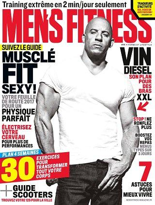 Men's Fitness - N°12