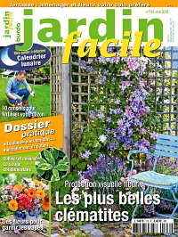 magazine jardin facile en abonnement. Black Bedroom Furniture Sets. Home Design Ideas