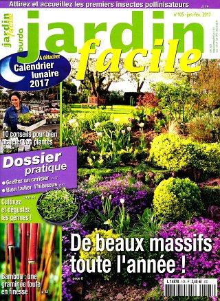 Jardin Facile - N°105