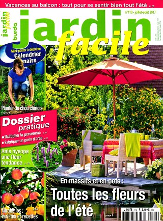 Jardin Facile - N°110