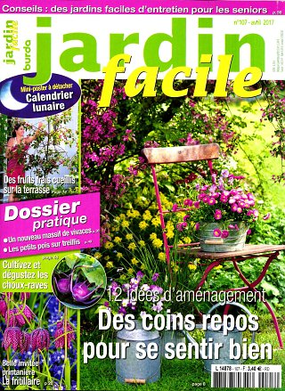 Jardin Facile - N°107
