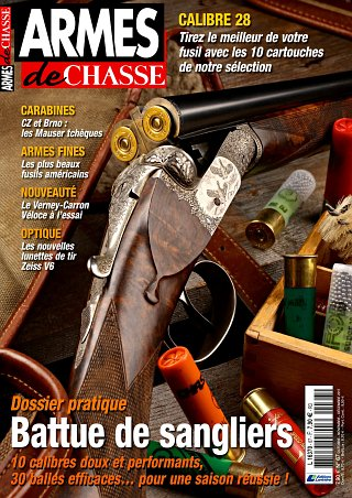 Armes de Chasse - N°67