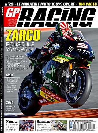 GP Racing - N°22