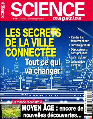 Science magazine - N°54