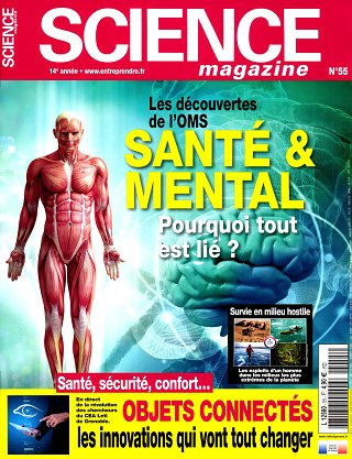 Science magazine - N°55
