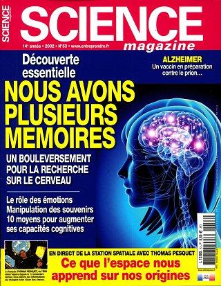 Science magazine - N°53