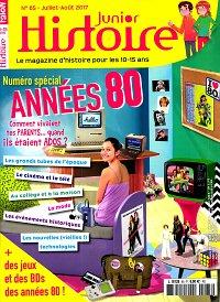 abonnement magazine histoire junior pas cher viapresse. Black Bedroom Furniture Sets. Home Design Ideas