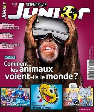 Science & Vie Junior - N°329