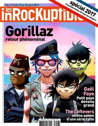 Les Inrockuptibles - N°1116