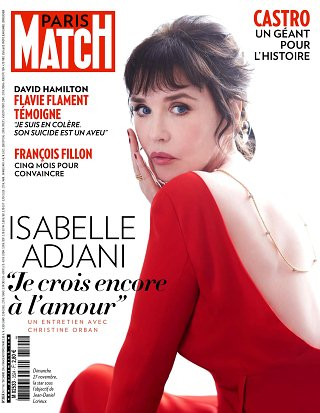 Paris Match - N°3524