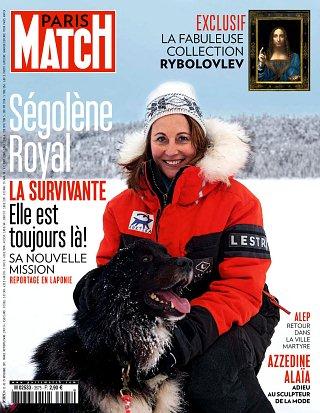 Paris Match - N°3575